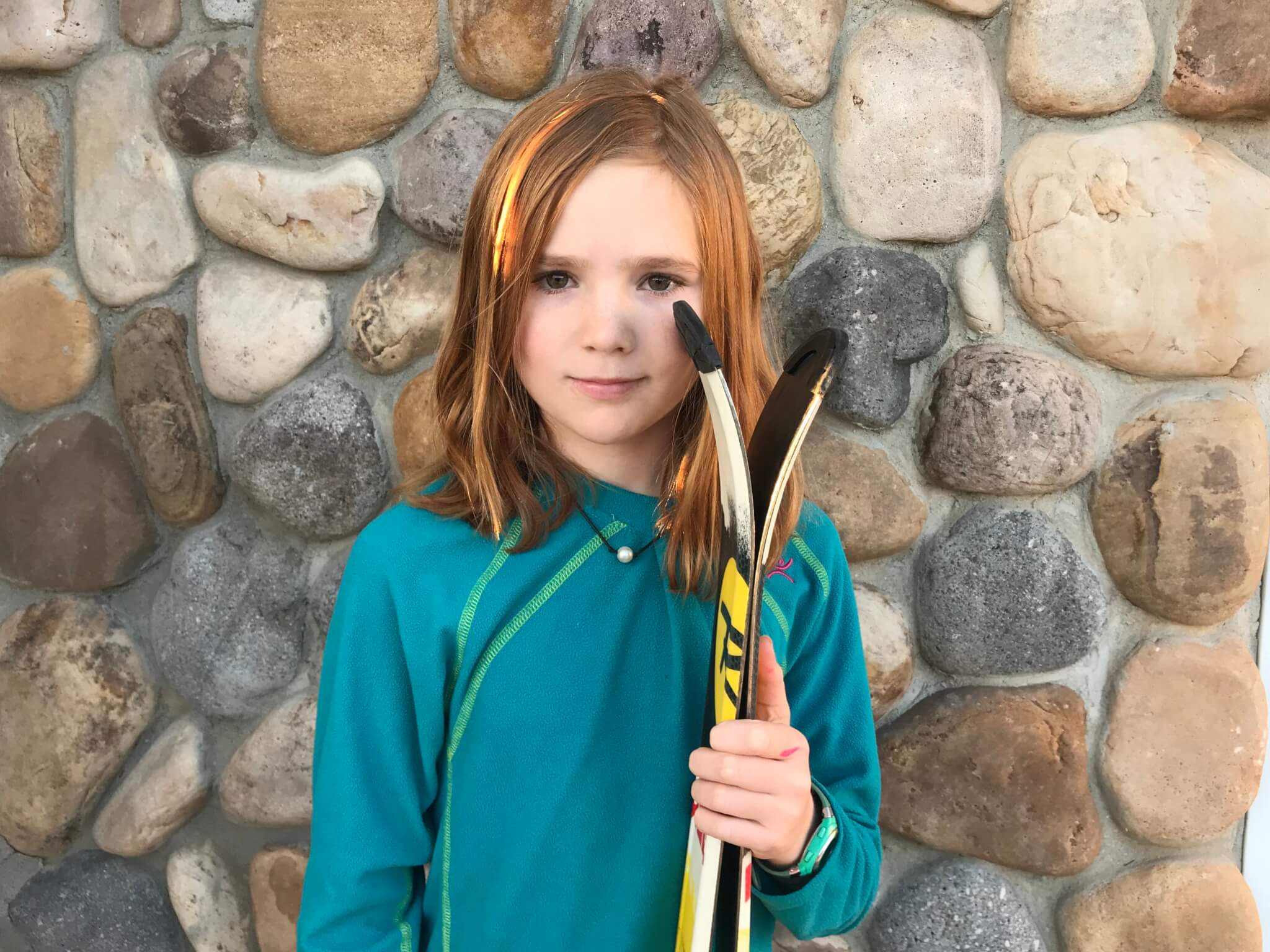 How to know when your kids need bigger ski equipment